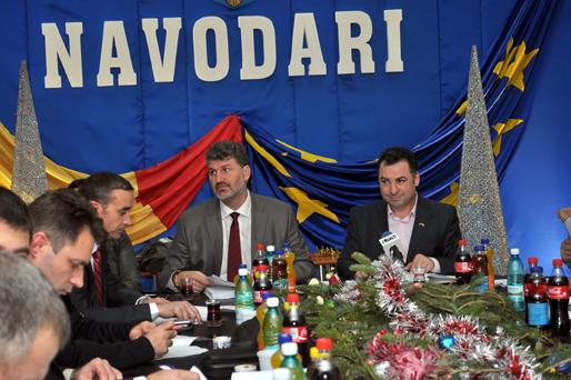 Foto: Bani mai mulţi la bugetul oraşului Năvodari, fără majorări de taxe şi impozite