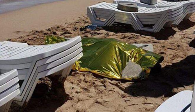 Foto: Un bărbat a murit după ce s-a înecat, la Eforie Nord