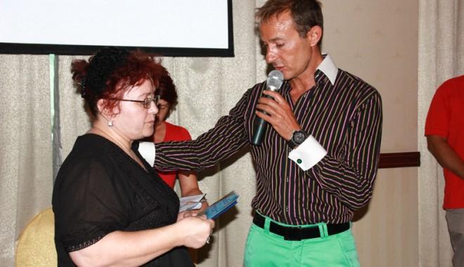 Foto: Mazăre l-a declarat post mortem cetăţean de onoare pe Barbu Dănescu
