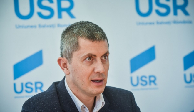 Foto: Dan Barna: USR va avea candidat propriu la prezidențiale