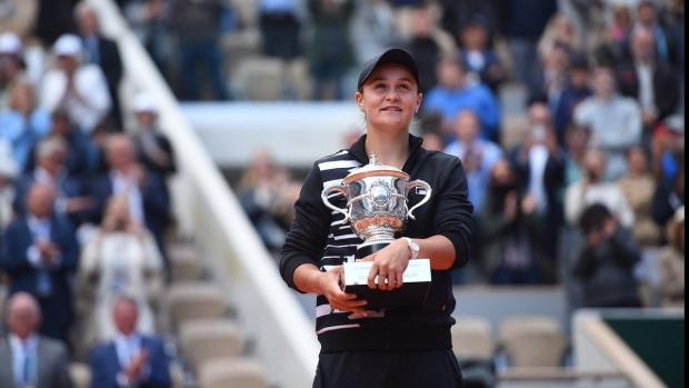 Foto: Ashleigh Barty a câştigat Roland Garros 2019