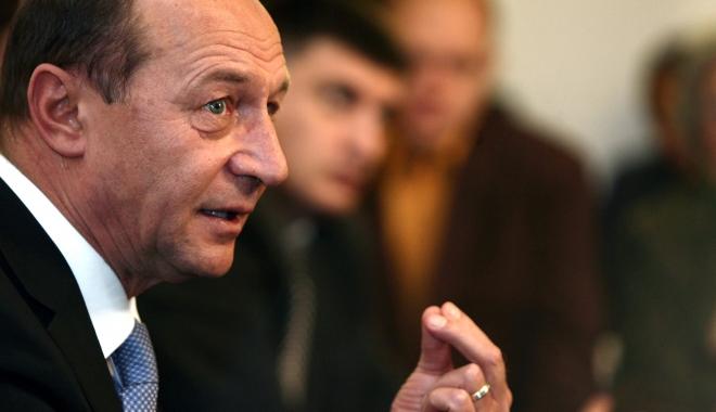 Foto: Parchetul Înaltei Curţi începe cercetările în cazul înregistrării cu Traian Băsescu