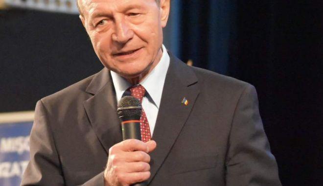 Foto: Emil Boc ar putea fi candidat comun al PNL și PMP la Primăria Cluj