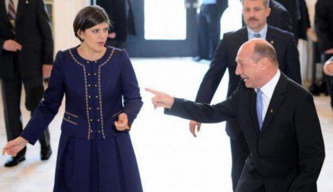 """Foto: """"Dacă aş fi în locul lui Iohannis, n-aş revoca-o pe Kovesi. Aş proteja interesele mari ale României"""""""