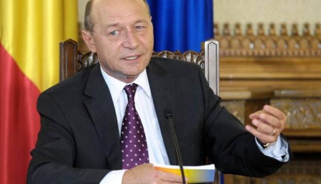Foto: Traian Băsescu, invitat la Summitul PPE