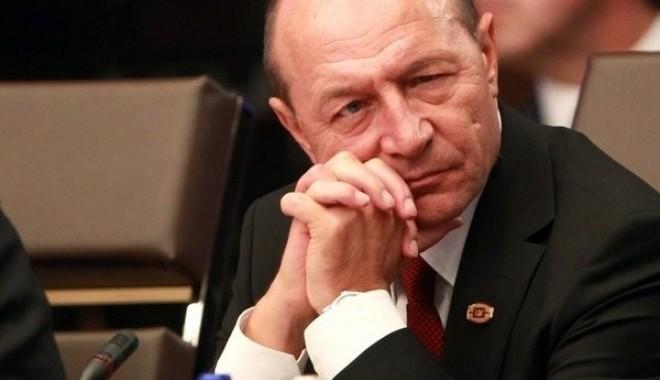 Băsescu, la MAMAIA: