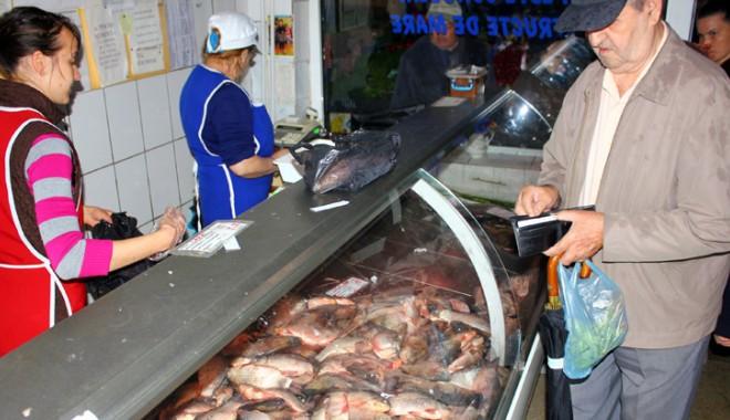 Foto: Bătaia peştelui pentru Florii, la Constanţa