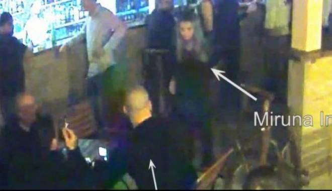 Foto: VIDEO INCREDIBIL! B�rbatul care a b�tut o salvamontist�, sub ochii unui jandarm, ar putea fi arestat