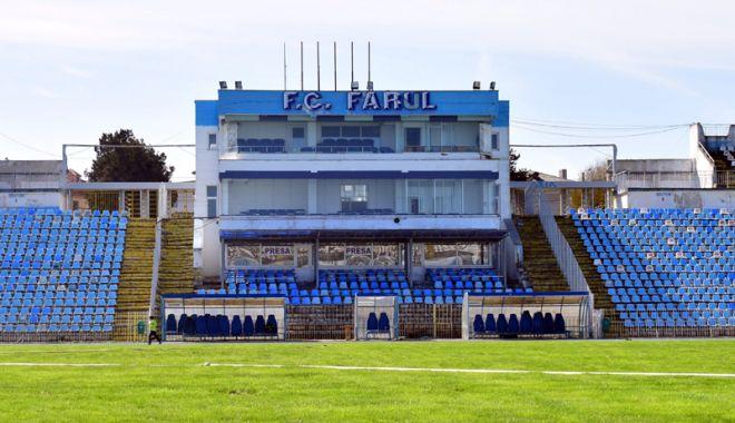 Foto: Bătălia pentru marca şi palmaresul FC Farul. A apărut un element surpriză!
