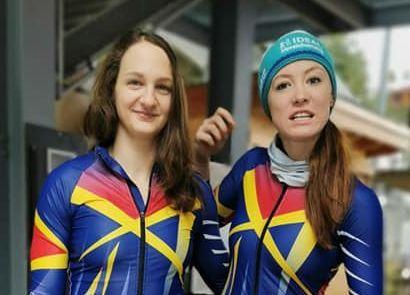 Bătălia pentru 10 sutimi. Lotul olimpic feminin de bob, cantonament în Franţa - batalia12-1614888093.jpg