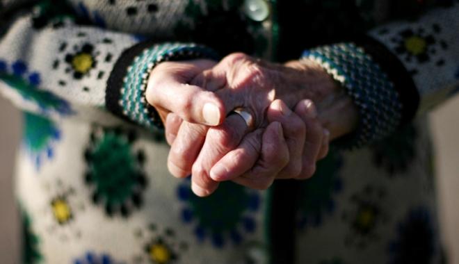 Foto: Bătrână tâlhărită în Constanţa de un puşti de 12 ani