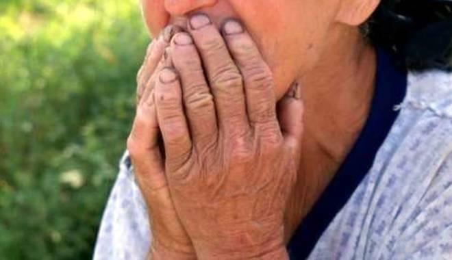 Foto: Bătrână de 87 de ani, violată de un puşti