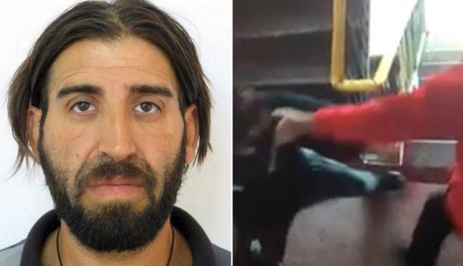 Bărbatul eliberat prin recurs compensatoriu și care a bătut cu sălbăticie un bătrân a fost arestat - batut-1547904033.jpg