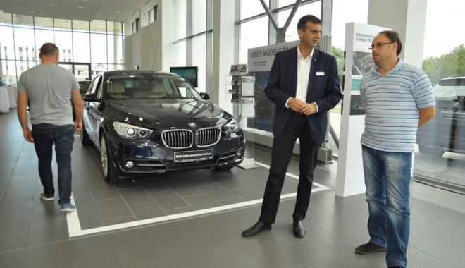 Foto: Bavaria Motors a prezentat constănţenilor noul BMW Seria 5