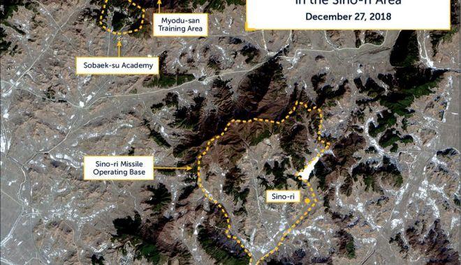 Foto: A fost descoperită o nouă bază militară secretă! Imagini făcute publice cu puțin înainte de o nouă întâlnire Trump-Kim