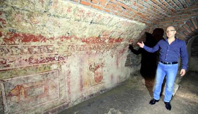 Ne lăsăm istoria să moară!  Bazilica paleo-creştină din Constanţa,  veche de 1700 de ani, în paragină