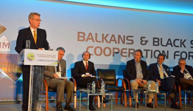 """Foto: Măsuri de siguranță la """"Black Sea and Balkans Security Forum"""""""