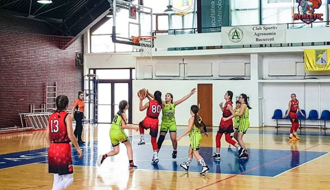 Foto: Un nou clinic de baschet la Constanţa: artizan - Alexandru Olteanu - BC Athletic