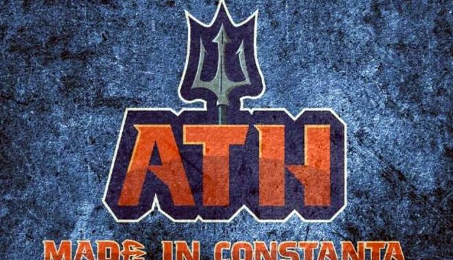 Foto: BC Athletic Constanţa îşi schimbă logo-ul