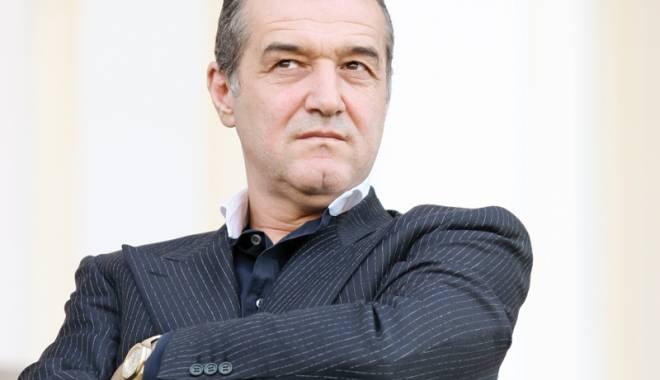 Foto: Gigi Becali rămâne în penitenciar. Ce decizie a luat Tribunalul Constanţa