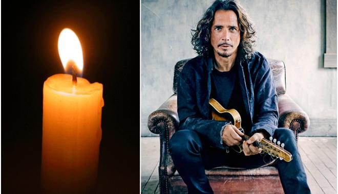 Foto: LUMEA MUZICII, ÎN DOLIU. Celebrul rocker CHRIS CORNELL, lider al trupelor Soundgarden şi Audioslave, A MURIT
