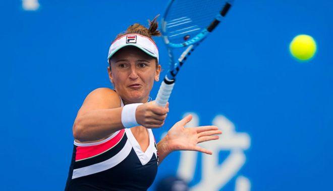 Foto: Tenis / Irina Begu s-a calificat în optimi la Sankt Petersburg
