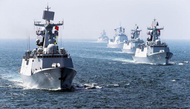 Foto: Beijingul, fără invitaţie de a participa  la exerciţii militare în Pacific