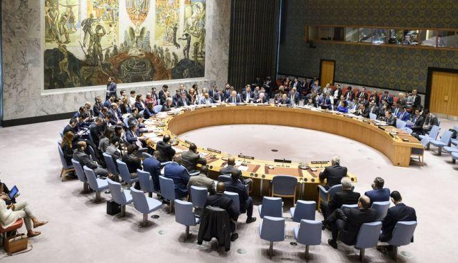Foto: Belgia şi Germania solicită o nouă reuniune a Consiliului de Securitate al ONU