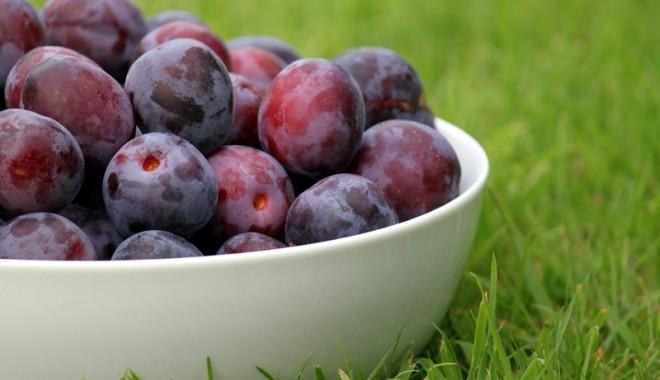 Foto: Beneficiile prunelor