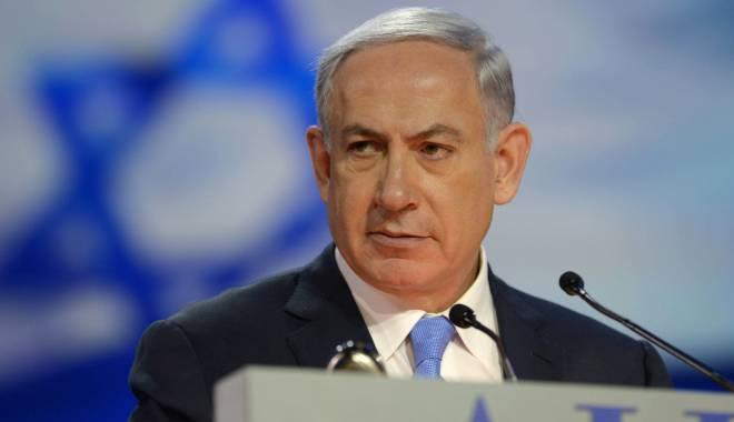 Foto: Netanyahu: Israelul nu va permite Iranului să se doteze cu arma nucleară