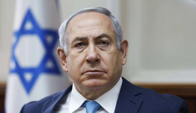 Foto: Benjamin Netanyahu: Planul UE  de ajutorare a Iranului în valoare de 18 milioane de euro, o