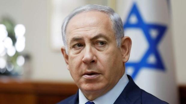 Foto: Benjamin Netanyahu, pus sub acuzare pentru corupţie