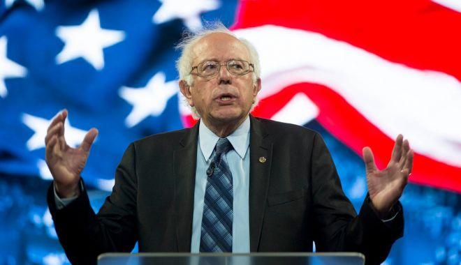 Bernie Sanders şi-a anunţat candidatura pentru alegerile prezidenţiale din SUA - berniesanders-1550687328.jpg