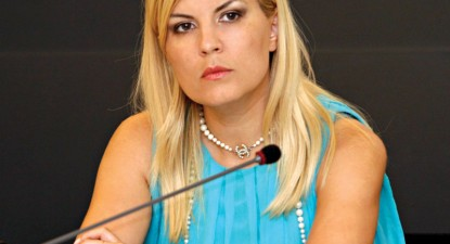 Foto: Ministrul Udrea îi interzice lui Mazăre să mai construiască în Mamaia