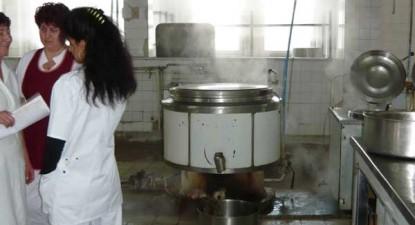 Foto: Rudele pacienţilor internaţi în Spitalul Judeţean nu vor mai putea aduce mâncare de acasă