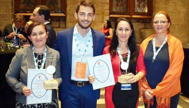 Foto: Premiu pentru Biblioteca Municipală din Medgidia