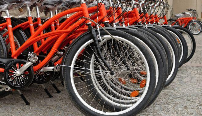 """Foto: Biciclete pentru turişti, achiziţionate prin programul european """"Transdanube. Pearls"""""""