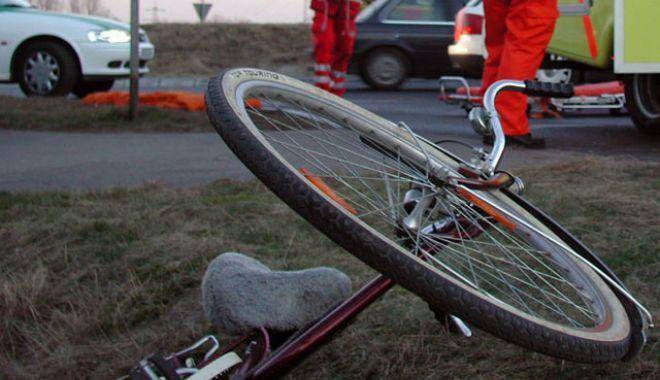ACCIDENT RUTIER GRAV la Constanţa. Un biciclist A DECEDAT - biciclist6-1614321189.jpg