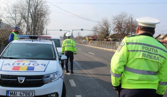Foto: Controale de amploare la Constanţa, pentru siguranţa călătorilor