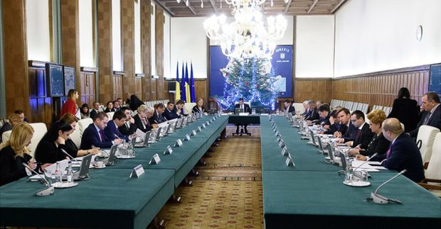 Foto: Ordonanţa 13, abrogată / Proiect de lege de modificare a Codului penal, în dezbatere publică