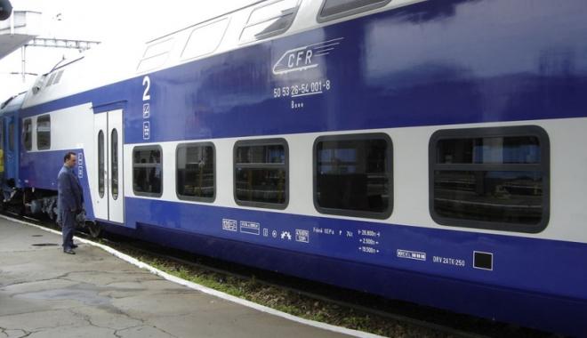 Foto: Cine poate beneficia de abonamente gratuite pe tren