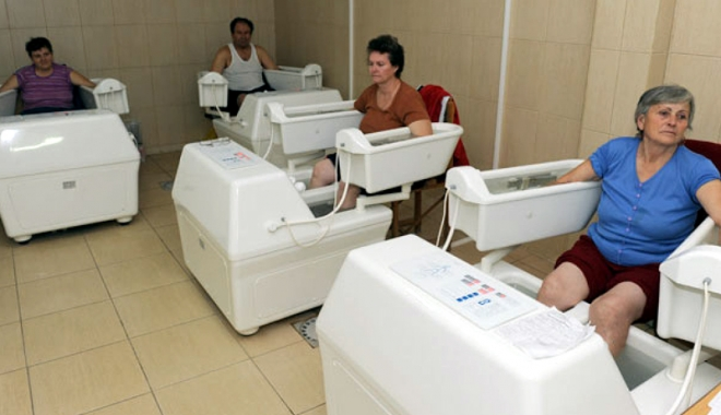 Foto: Veste bună pentru pensionari: vin biletele de tratament!