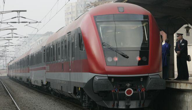 Foto: Biletele de tren internaționale pot fi cumpărate online