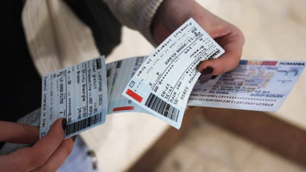 Foto: Atenţie! Ce trebuie să ştiţi despre biletele gratuite pe tren