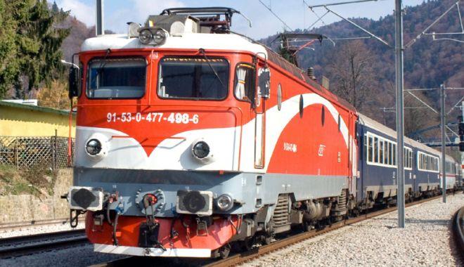 Foto: Biletele de tren pot fi cumpărate şi online