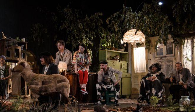 """Foto: """"Billy Șchiopul"""", în premieră pe scena Teatrului de Stat Constanța"""