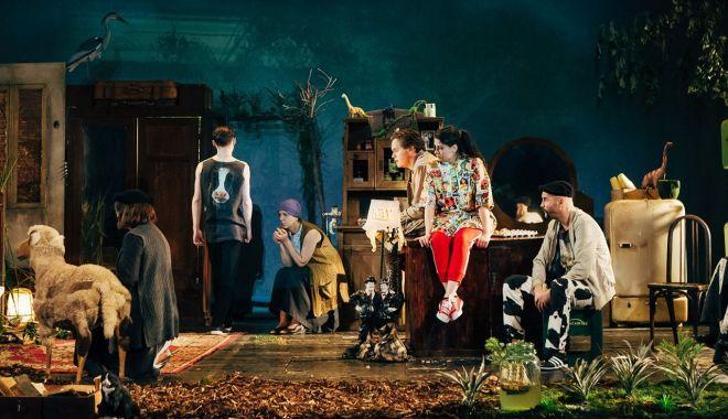 """Foto: """"Billy Şchiopul"""" revine pe scena Teatrului de Stat, în acest week-end"""