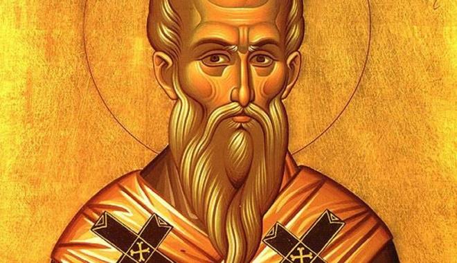 Foto: Sfântul Ierarh Alexandru, la mare cinste astăzi