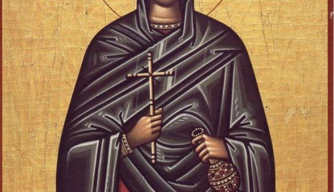 Foto: Biserica o cinstește pe Sfânta Mironosiță Maria Magdalena