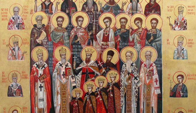 Biserica sărbătorește duminica Sfinților Români - biserica-1592573216.jpg